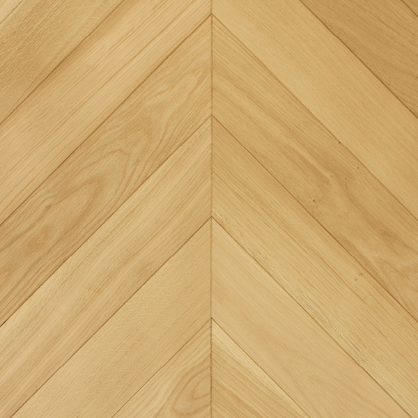Long and narrow Chevron Plank