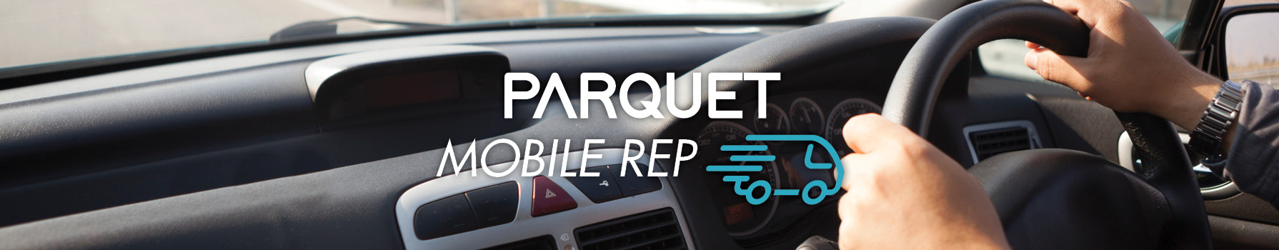 We Love Parquet Mobile Rep