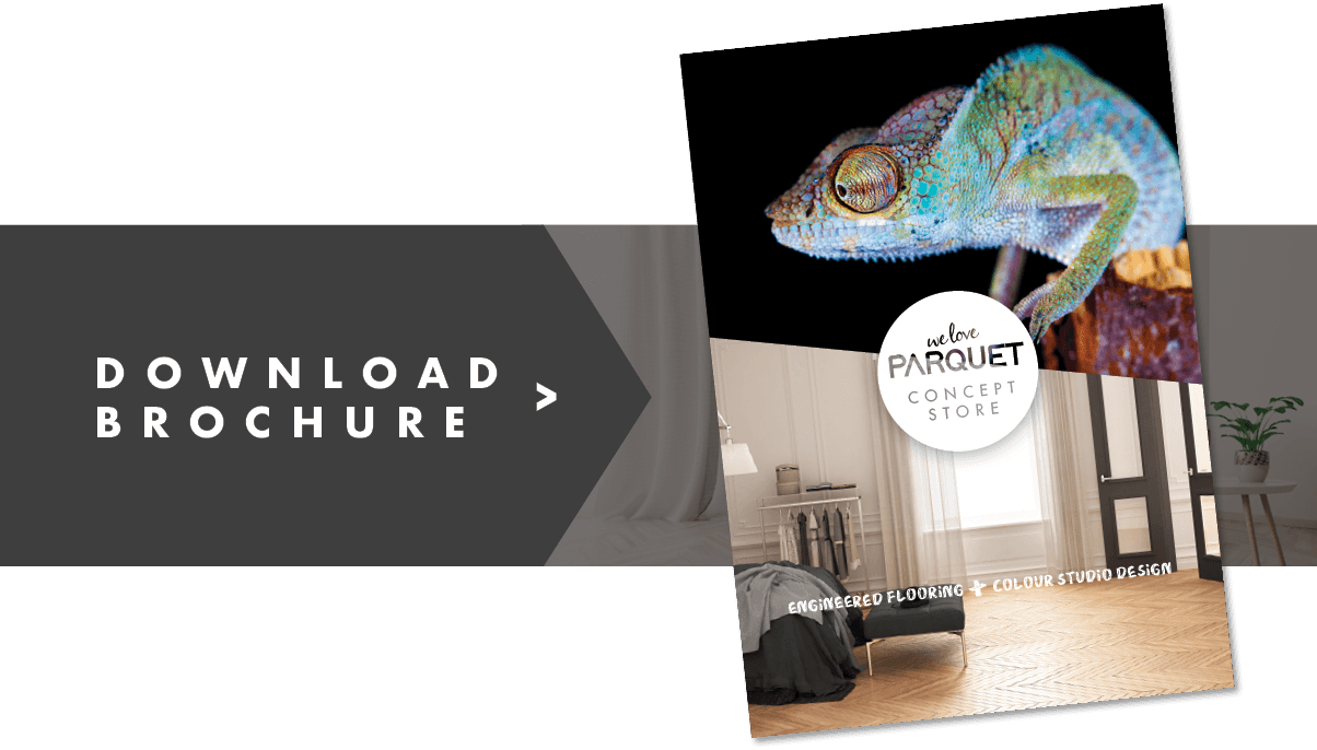 We Love Parquet Concept Store Brochure